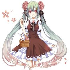 Vocaloid Discussion Thread ❤ liked on Polyvore featuring anime, vocaloid and render