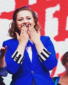 Going into Heathers at the start of this year, I knew how big it was going to be as a show and how… Theatre Geek, Musical Theatre, Veronica Sawyer Musical, Cute Couple Memes, Carrie Hope Fletcher, Heathers The Musical, Dodie Clark, Kid Check, Jesus Christ Superstar