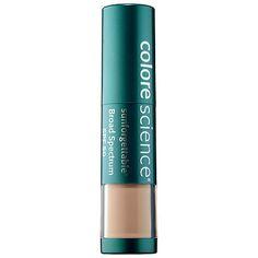 Sunforgettable® Loose Mineral Sunscreen Brush Broad Spectrum SPF 30 - Colorescience | Sephora