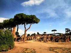 Palantine Hill - Rome