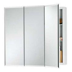 Nutone Horizon Frameless Oversize Medicine Cabinet