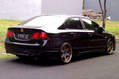 Indonesia Civic FD TE37