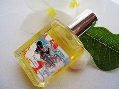 Haitian Frangipani. A luxe perfume oil with notes of mandarin, lime, frangipani, spice and vetiver. by Amanda Jones Aromatics