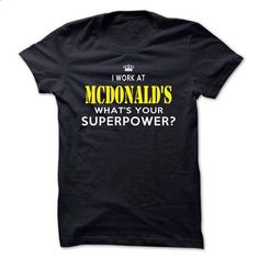 McDonalds - #tshirt projects #hoodie and jeans. I WANT THIS => https://www.sunfrog.com/No-Category/McDonalds-dfgd.html?68278
