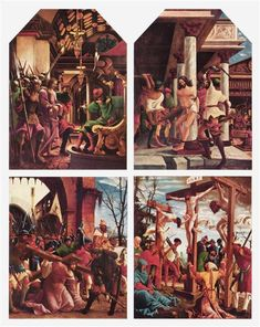 Passion of Christ - Albrecht Altdorfer