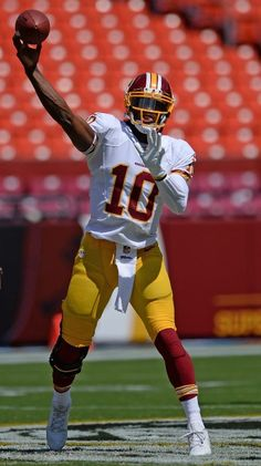 Robert Griffin III Pictures - Washington Redskins - ESPN