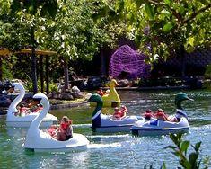 Gilroy Gardens in Gilroy, California...home of the Garlic Festival