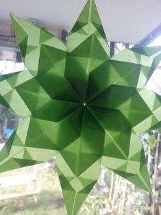 gruenezwerge: Transparente Sterne