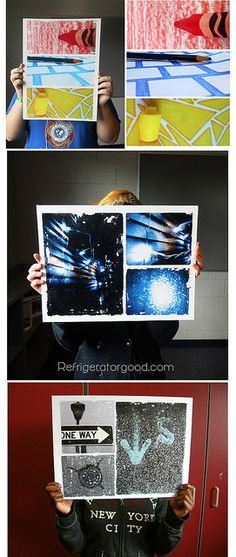 Photography series images http://www.refrigeratorgood.com/2013/02/triptych-digital-photography-lesson.html
