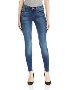 f5bd6da953 7 For All Mankind Women s The Skinny Jean