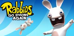 Rabbids Go Phone Again HD v1.0 (Android Game)