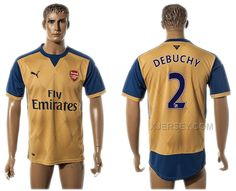 http://www.xjersey.com/201516-arsenal-2-debuchy-away-thailand-jersey.html 2015-16 ARSENAL 2 DEBUCHY AWAY THAILAND JERSEY Only 33.11€ , Free Shipping!
