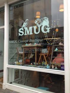 Smug Boutique in London....