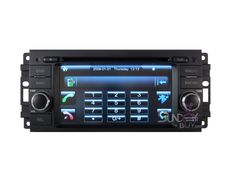 Car DVD Autoradio GPS Navigation Stereo For Dodge Nitro With Bluetooth Touch Screen