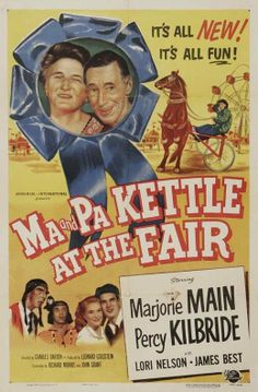 Ma and Pa Kettle at the Fair (1952 Full Movie) (+playlist)