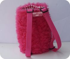 Gorgeous fluffy tulle backpack