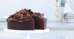 Chocolate and beetroot cake, not a beetroot fan but would give it a go, could make it dairy, egg free for bub Cooking Chocolate, Melting Chocolate, Chocolate Recipes, Cupcakes, Cupcake Cakes, Cake Recipes, Dessert Recipes, Desserts, Beetroot Chocolate Cake