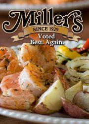 Miller's Smorgasbord, Ronks, PA
