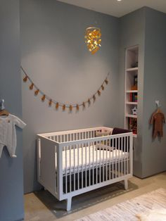 Project Nursery - Oeuf Sparrow Crib