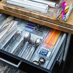 Séparateurs de tiroir pour en finir avec le bazar - ON RANGE TOUT