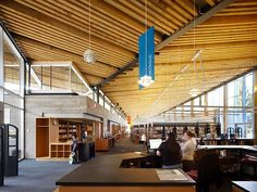 High Quality The Whistler Public Library U2013 An Energy Efficient Structure With A Friendly  Design Good Ideas