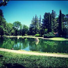 William Land Park in Sacramento