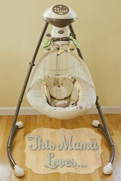 Enter to #win a $140 @Fisher-Price Snugabear Cradle Swing for #baby http://mamalovesherbargains.com/?p=46300