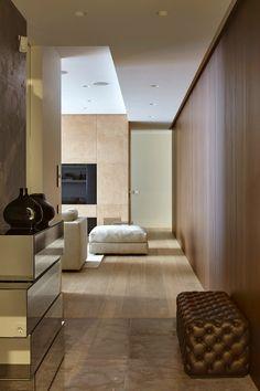 contemporary elegant apartment interior design by Fedorova 13