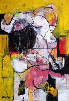 """Saatchi Art Artist Bruno Varatojo; Painting, """"Untitled (101)"""" #art"""