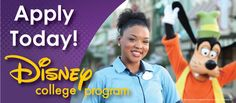 Tips from the Disney Divas & Devos: Disney College Program: The Basics Disney And More, Disney Love, Disney Magic, Disney World Trip, Disney Trips, Disneyland, Internship Program, Disney Internship, Disney Divas