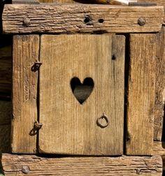 Wooden <3