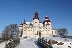 Läckö castle, West Sweden