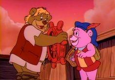 ♥ Gummibärenbande ♥ Old Disney Tv Shows, 1990 Cartoons, Gummy Bears, Cartoon Drawings, Good Old, Childhood Memories, Princess Peach, Mickey Mouse, Entertaining