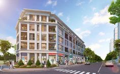 Mới đây, tập đoàn Vingroup đã cho triển khai dự án Vincom Shophouse Nam Định  nhằm thực hiện chiến lược mở rộng thị trường ra các khu vực l...