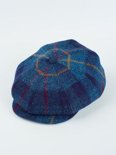 Harris Tweed Baker Boy - Peter Christian