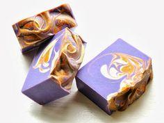 Petals Bath Boutique (Beacon Creations): On the Curing Rack: SUGAR PLUM FAIRY Handmade Soap