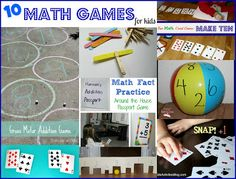 10 Fun and Hands-on Math Games for Kids