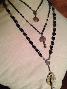 Keep It Under Lock & Key Necklace