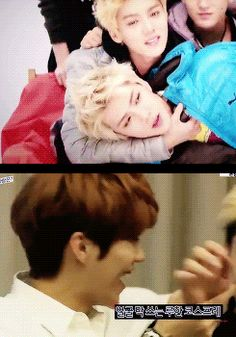 selu moments // I just died 😭😭 totally miss ㅠㅠ Sehun And Luhan, Bts And Exo, Baekyeol, Chanbaek, Exo Facts, The Sky Is Falling, Exo Couple, Exo Group, Exo Ot12