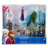 Disney Frozen 6 pc Figurine Figure Set Sven, Hans, Anna, Elsa, Kristoff and Olaf  List Price: $18.50 Discount: $0.00 Sale Price: $18.50