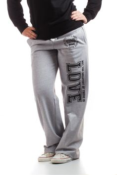 """The Greatest Is Love Sweatpants are inspired by 1 Corinthians 13:13 """"And these three remain:Faith,Hope and Love.But the greatest of these is love."""" A versatile sweatpant that can be worn to run an errand or to just lounge around. Super soft and very comfy. #faith #hope #love"""