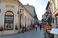 Bucharest, Anna, Street View