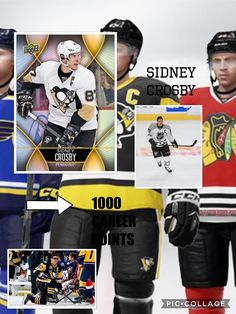 3d3dc1aa8 Sidney Crosby reaches his 1000 career point!