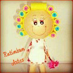 Ratimbumartes.blogspot.com.br #sexta #eva #fofucha #fofuchafaxineira #faxina ##limpeza