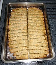 Quick and easy homemade breadsticks, garlic or cinnamon variations too