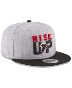 best sneakers 8ced6 c8926 New Era Boys  Atlanta Falcons Draft 9FIFTY Snapback Cap   Reviews - Sports  Fan Shop By Lids - Men - Macy s