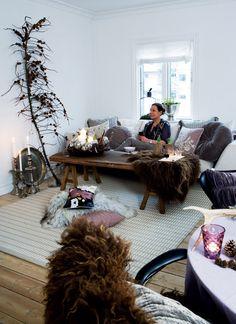 Stylistens naturlige jul | Jul | BO BEDRE