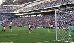 Schneiderlin's penalty box header proved the difference between the teams at CenturyLink Field in Seattle