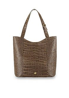 Brahmin Southcoast Group Brayden Tote Savannah Collection Handbagsdesigner Handbags