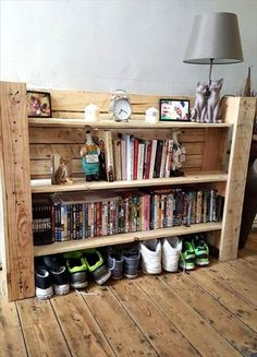 Las mejores ideas de decoración a base de pallets #decoracion #pales #pallets #palletfurniture #mueblespales